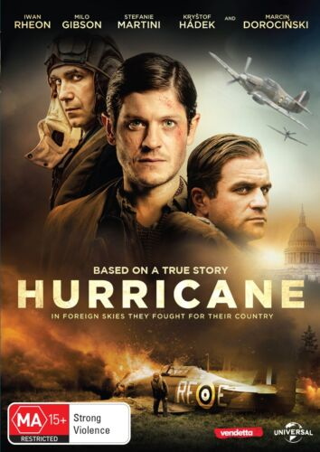 Hurricane DVD Region 4 NEW