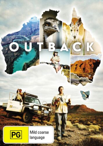 Outback DVD Region 4 NEW