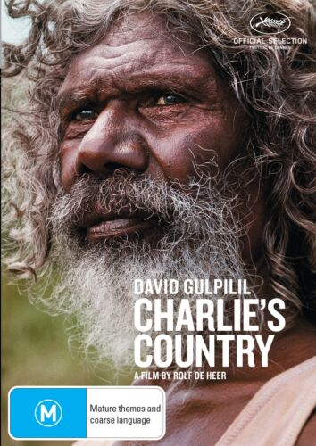 Charlies Country DVD Region 4 NEW