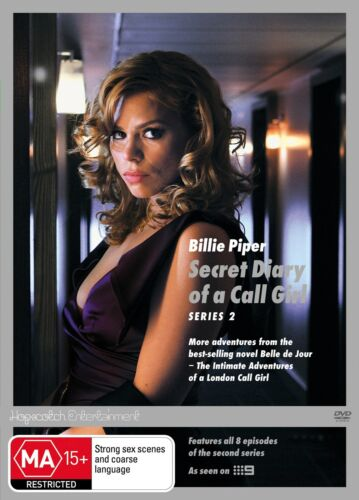 The Secret Diary of a Call Girl Series 2 DVD Region 4 NEW