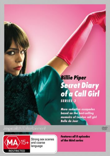 The Secret Diary of a Call Girl Series 3 DVD Region 4 NEW