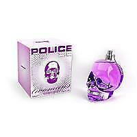 Police To Be: Woman Eau De Parfum Spray for women, 125ml Perfume, new in box
