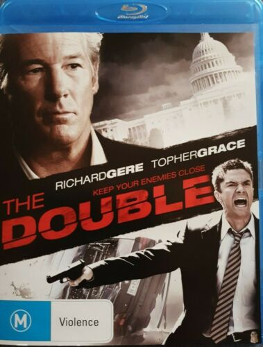 The Double (Blu-ray, 2012)