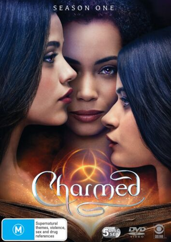Charmed Season 1 Series One Box Set DVD Region 4 NEW