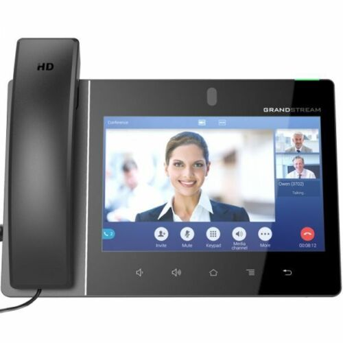 GRANDSTREAM GXV3380 High-End Smart Video Phone Android-Based 16 line IP phone