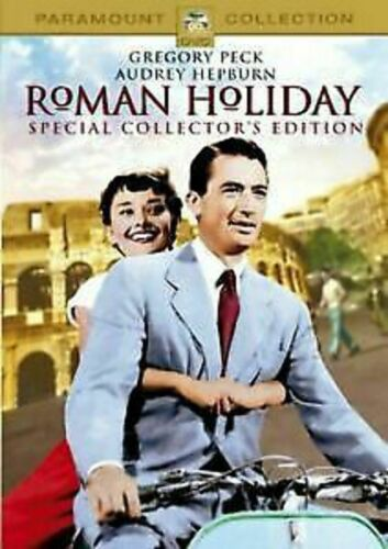 Roman Holiday Special Collectors Edition [DVD] [1953] very good condition  t26