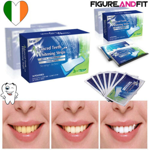 28pc 3D Professional Advanced Teeth Whitening Strips Tooth Bleaching White Strip