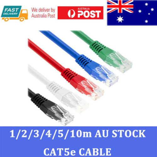 1M 1.5M 2M 3M  4M 5M 10M Cat5e RJ45 LAN Ethernet Internet Cable 1000Mbps/1Gbps