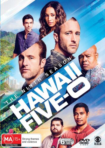 Hawaii Five 0 The Ninth Season Box Set DVD Region 4 NEW