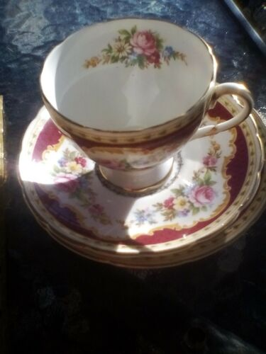 English china lady's personal  tea set.