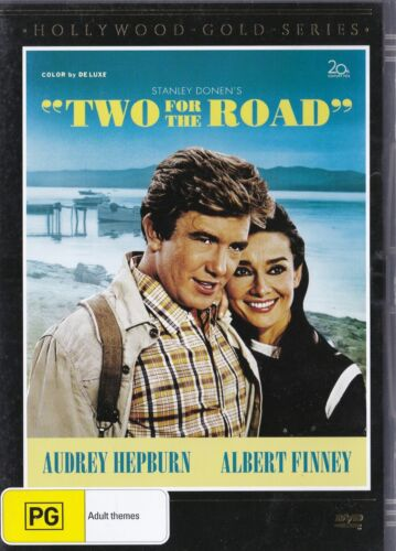 Two For the Road - Audrey Hepburn [R4]