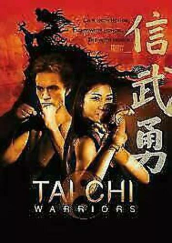Tai Chi Warriors very good condition  t55