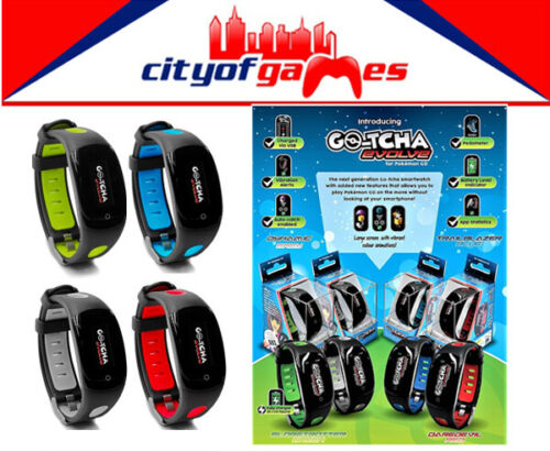 GO-TCHA GOTCHA Evolve for Pokemon Go New 2019 Edition Brand New In Stock