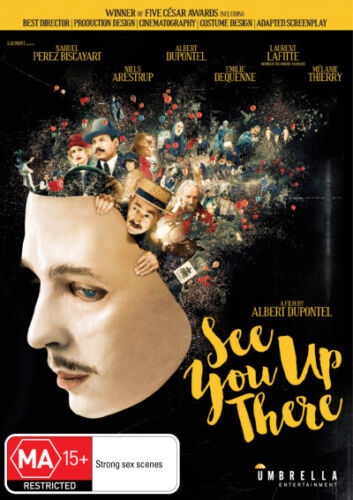 See You Up There  - DVD - NEW Region 4