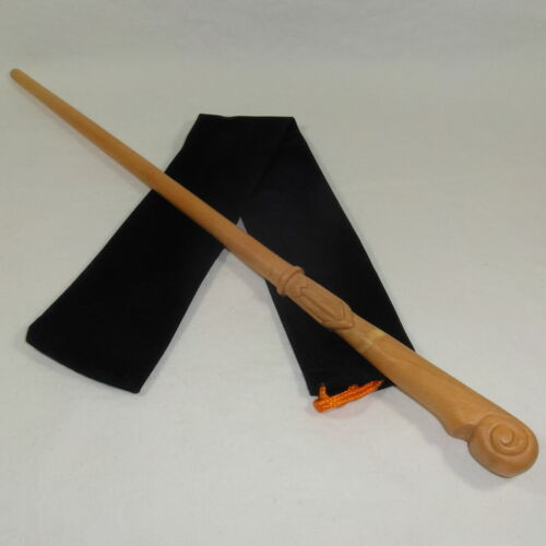Witches Hand Turned Solid Wood Magic Wand