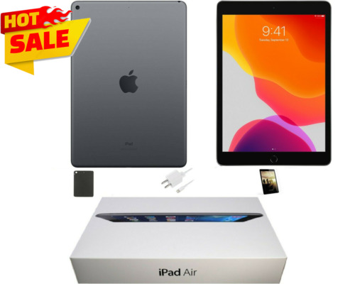 Apple iPad Mini (3rd Gen) 7.9-inch, 64GB, Gold, Wi-Fi Only, and Bundle Included