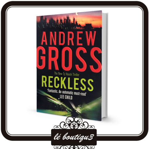 RECKLESS BY ANDREW GROSS rrp $32.99