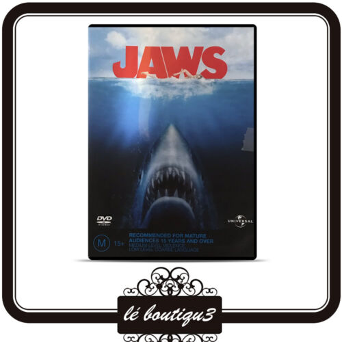 Jaws (DVD, 2003)