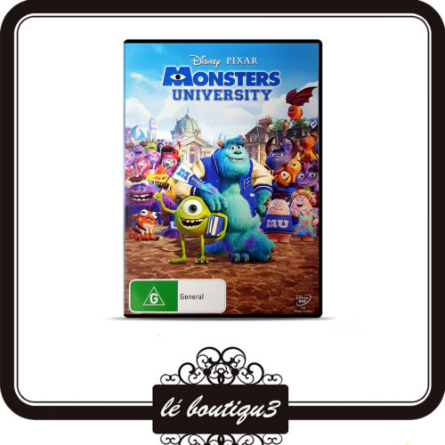 Monsters University (DVD, 2013)