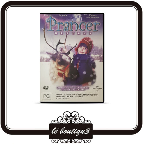Prancer Returns (DVD, 2002)