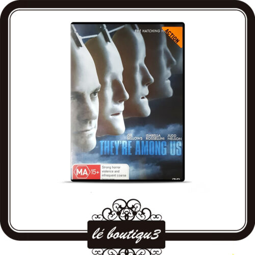 They're Among Us (DVD, 2008)