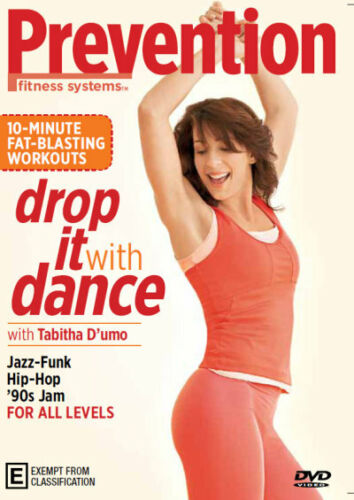 Prevention Fitness:Drop It With Dance  - DVD - NEW Region 4