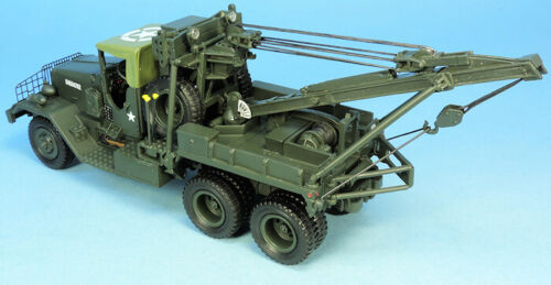 MASTER FIGHTER 1/48 CAMION GRUE MILITAIRE WARD LaFrance M1A1 s5 6X6 MF48604UK