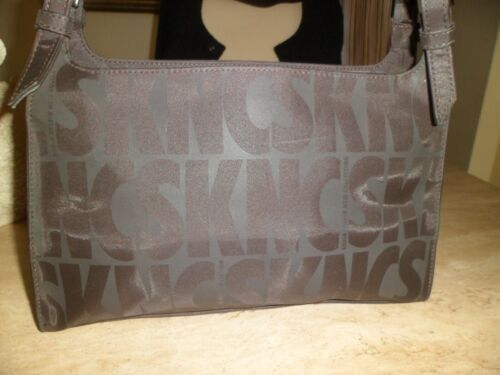 Gorgeous SILVIA KELVIN Brown Handbag Used Once Made in Italy