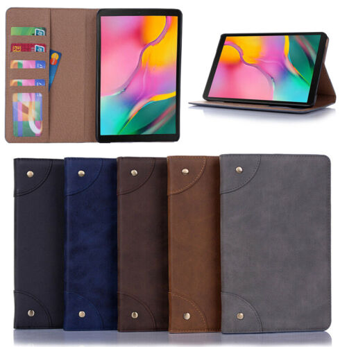Leather Stand Magnetic Case Cover For 2019 Samsung Galaxy Tab S5e 10.5 T720 T725