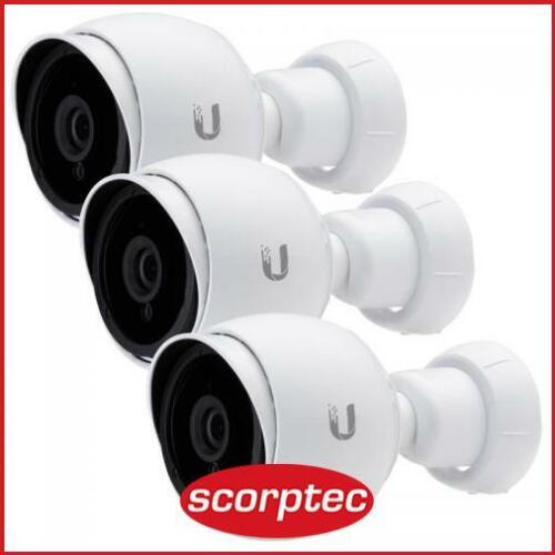 Ubiquiti UniFi Video Camera G3, Pack of 3