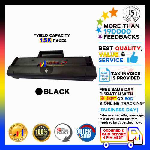 5 x NoN-OEM Alternative for Dell B1160, B1160W, B1163W, B1165nfw Toner 1500pages