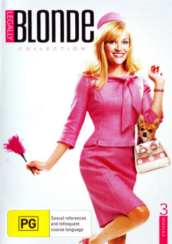 Legally Blonde Collection (Legally Blonde (Special Editio . - DVD - NEW Region 4