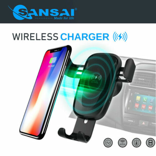 Sansai Car Wireless Phone Charger
