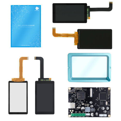 AU Anycubic 2K Screen / FEP Film / Motherboard / Resin Vat for 3D Printer Photon
