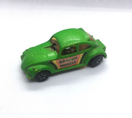 Voiture miniature - MATCHBOX SUPERFAST dragon wheels n°43 1972 - ECH 1/60