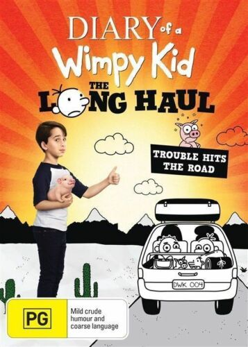 Diary Of A Wimpy Kid 4: The Long Haul DVD R4