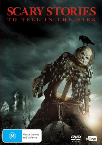 Scary Stories to Tell in the Dark DVD Region 4 NEW