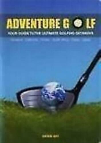 ADVENTURE GOLF: Guide To Golfing Getaways: 2DVD brand new sealed  t101