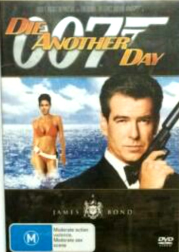 Die Another Day 007 - Special Edition - Pierce Brosnan - R4 DVD as NEW