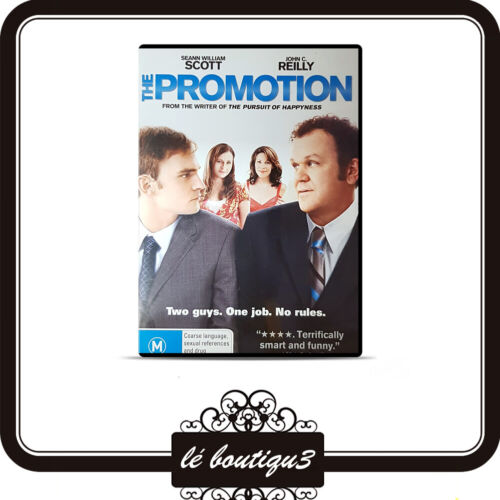 The Promotion DVD Seann William Scott John c. Reilly