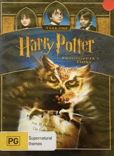 🌟 Harry Potter and the Philosopher's Stone : Year One