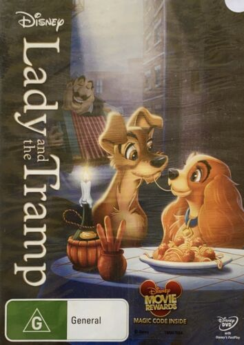 🌟 Lady and the Tramp : Disney : Children's Movie