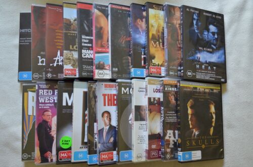 Drama/Comedy Films On DVD Moon Apocalypse Now Heat The Guard Sexy Beast Rushmore