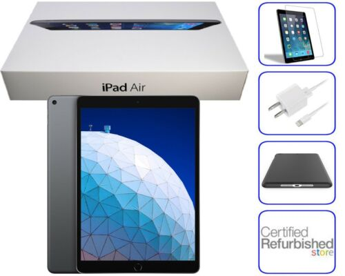 Apple iPad Air 1st Gen. 16GB, Wi-Fi Only, 9.7-inch, Space Gray - Bundle Included