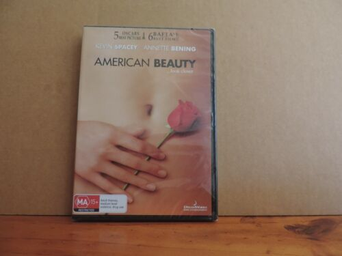 American Beauty -  (DVD, 2009) region 4 brand new and sealed