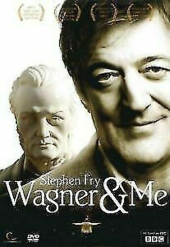 Stephen Fry - Wagner and Me [DVD] [2010] brand new sealed  t888