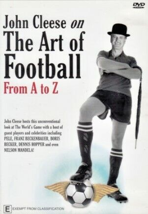 John Cleese On The Art Of Football DVD 2006 Brand New & Sealed