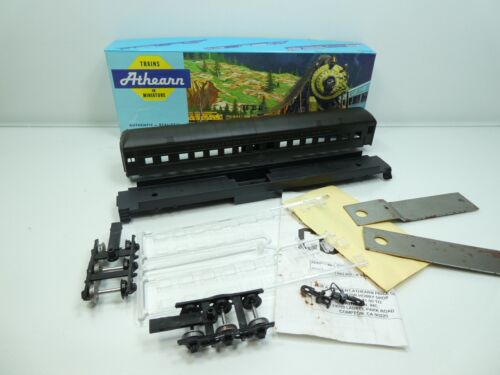 Athearn 1853 - H0 - Bausatz - Personenwg. - Southern Pacific - TOP/OVP - #61558