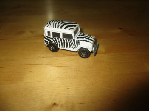 voiture miniature MAJORETTE N° 277 TOYOTA Made in france