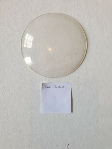 Barometer replacement glass - 170mm Domed